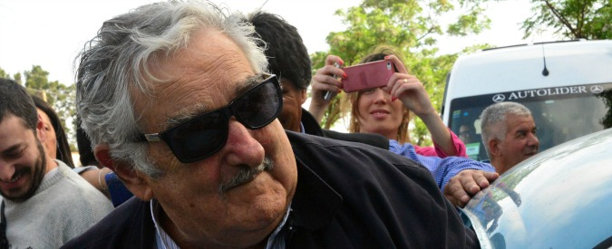 Pepe Mujica e Giorgio Napolitano: il presidente del popolo e il re della casta