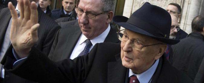 Dimissioni Napolitano: addio, Re nella Repubblica