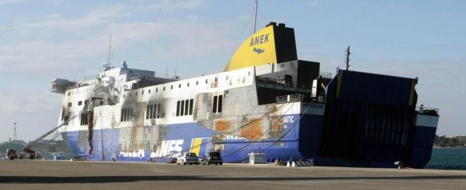Norman Atlantic, ancora un incendio a bordo. Pm chiederà incidente probatorio