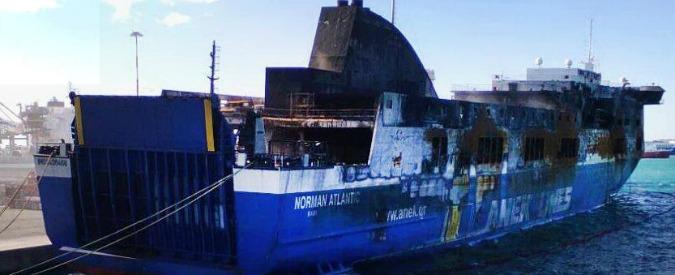 """Norman Atlantic, trovato un cadavere: """"Era a bordo di un camion sul ponte 4"""""""