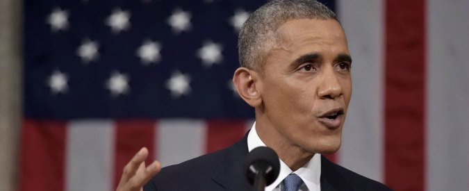 "Obama: ""La crisi è passata, Usa emersi da recessione"". E rivendica l'attacco all'Isis"