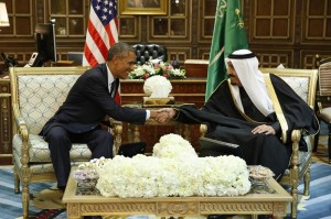 Arabia Saudita, Obama a Riyad: incontra il nuovo re
