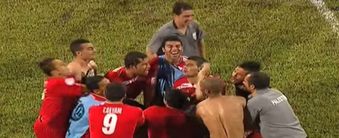 Coppa d'Asia 2015, per la prima volta scende in campo la Palestina