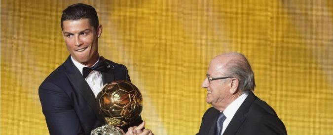 Pallone D'Oro 2014, Cristiano Ronaldo vince il premio per la terza volta