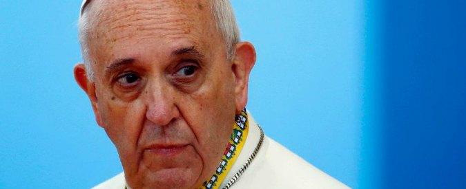 """Papa Francesco: """"Paternità responsabile. I cattolici non si riproducano come conigli"""""""