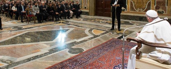 """Sergio Mattarella, Papa Francesco: """"Sia al servizio di unità e bene comune"""""""