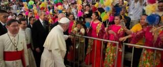 """Papa Francesco apre al clero femminile: """"Donne diacono possibilità per oggi"""""""