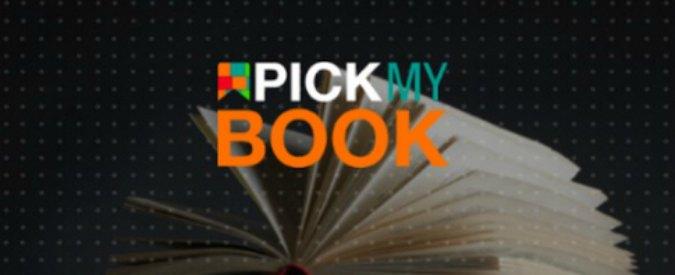 Pickmybook, la app per comprare e vendere libri usati. Vicino a casa