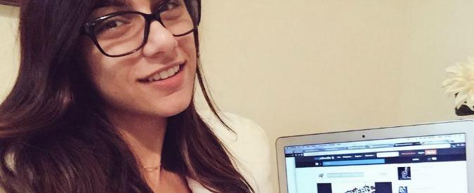 Mia Khalifa, pornostar libanese minacciata di morte dagli integralisti
