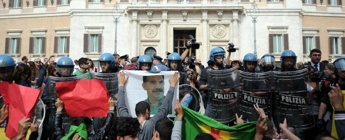 Montecitorio, ingresso a rischio: la porta blindata non arriva