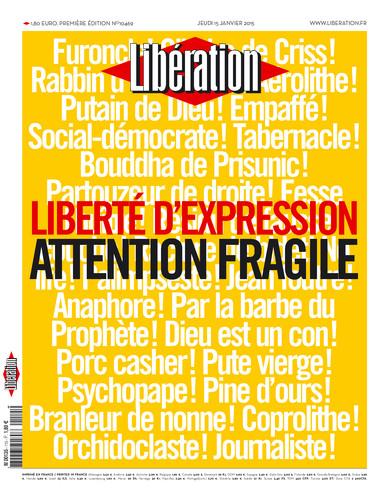 prima pagina liberation