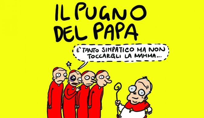 La mamma del Papa