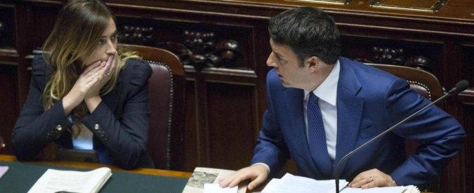 """Banche popolari, l'istituto di papà Boschi e il """"regalo"""" del decreto di Renzi"""