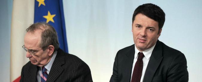 Pil italiano fermo a +0,6 per cento: le stime Ue frenano le speranze di crescita