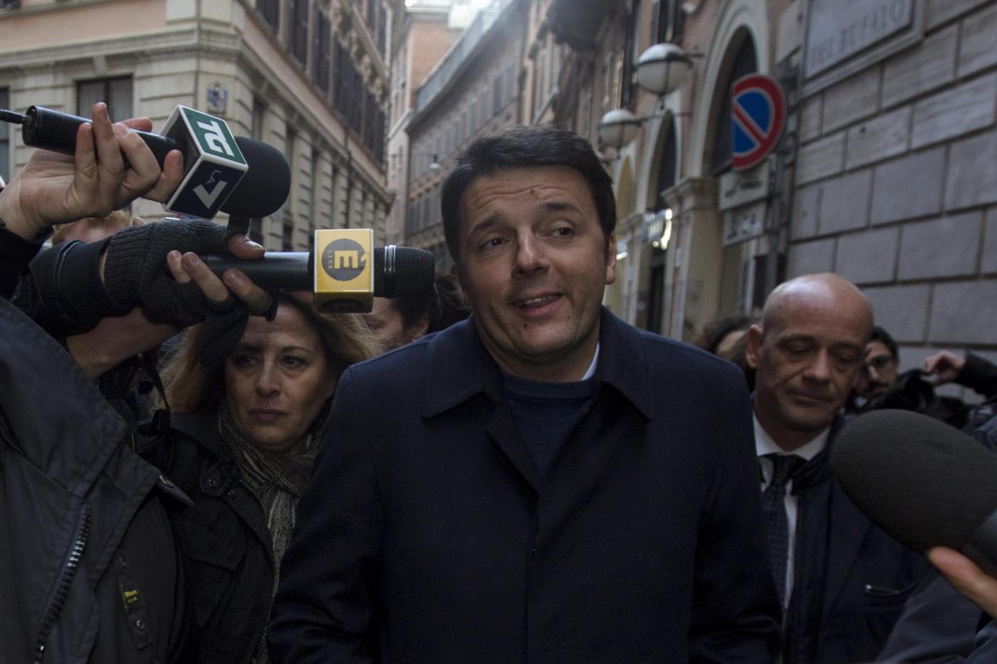 Sulla giustizia l'allievo Renzi supera il maestro B.