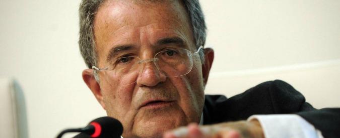 """Prodi, i 101 e il premier Matteo Renzi: """"Io non sarei stato controllabile"""""""