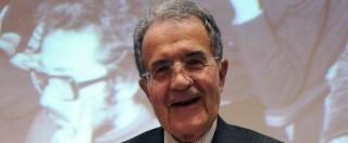 Quirinale, trattativa tra minoranza Pd e M5s sul nome di Romano Prodi