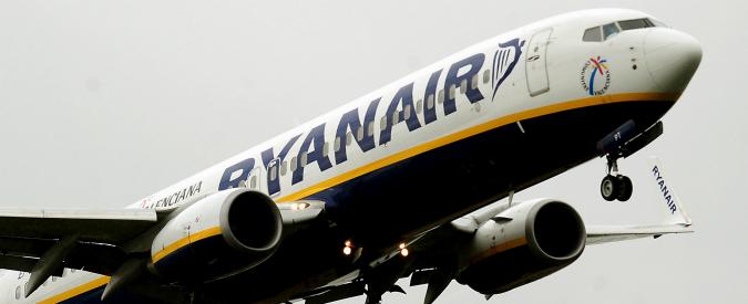"Ryanair, da Antitrust multa di 550mila euro: ""Assistenza troppo cara"""