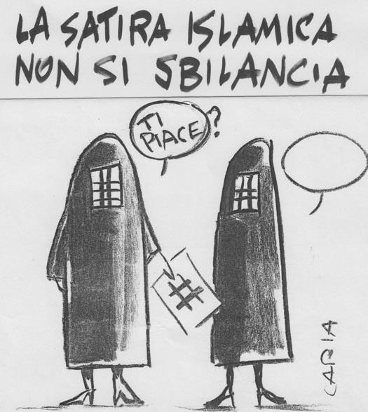 satira islamica