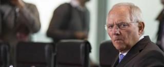 Wolfgang Schaeuble, chi è il ministro tedesco che vuole Atene fuori dall'Euro: dall'attentato al mito di Sisifo