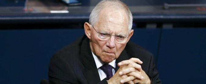 """Grecia, su debito spunta """"patto segreto"""". Schaeuble: """"La sua politica ha fallito"""""""