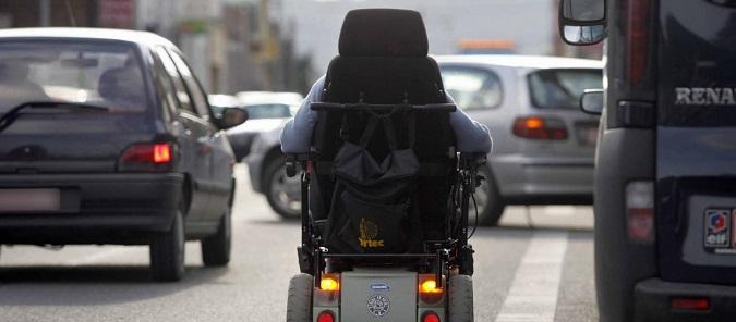 Vogliamo un 39 italia senza barriere architettoniche il for Fisico sedia a rotelle