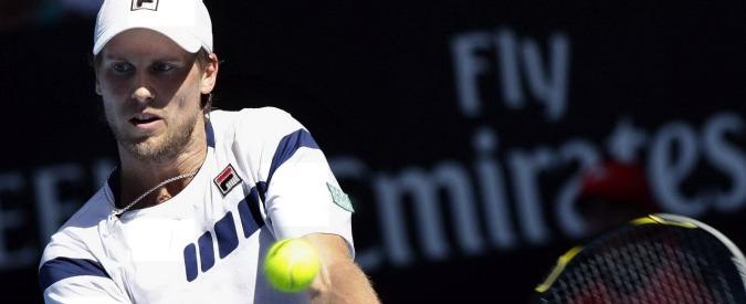 Australian Open 2015, Andreas Seppi batte Roger Federer in 4 set