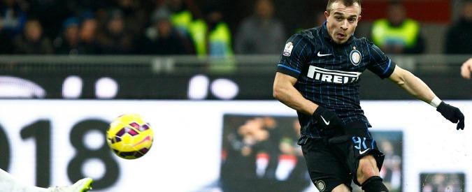 Inter-Sampdoria 2-0, primo gol di Shaqiri. Gomez trascina la Viola. Tim Cup, i video
