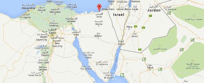 Egitto, 10 attacchi jihadisti nel Sinai: 32 morti. Gruppo vicino a Isis rivendica