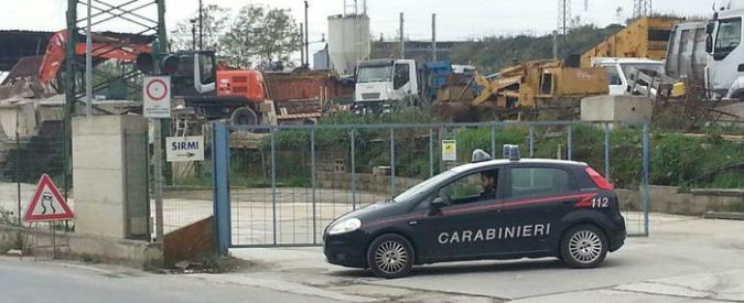 Carrara, la banda degli scarti di marmo: fanghi sotto gli ulivi dell'agriturismo