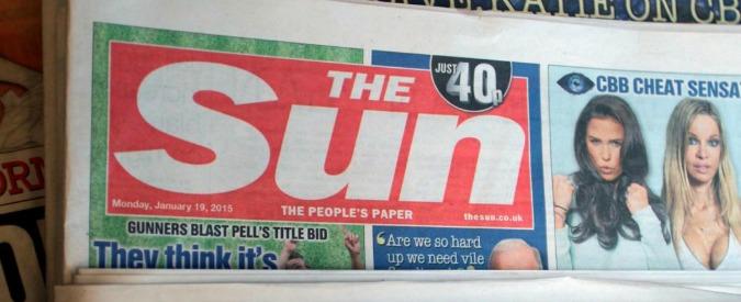 The Sun, addio alle modelle in topless: il tabloid chiude la storica pagina 3