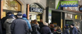 """Svizzera, """"con il franco forte la multa sui capitali riportati in Italia la paga Berna"""""""