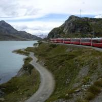 Svizzera in treno panoramico