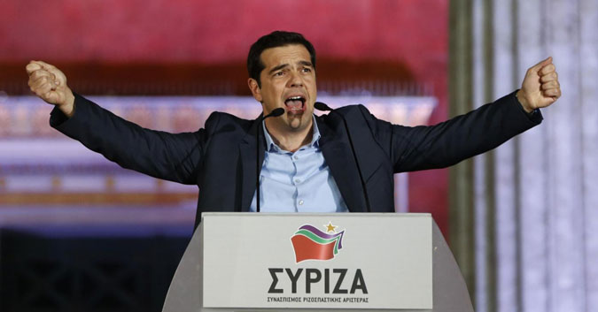 Tsipras vince perché non fa come la sinistra italiana!