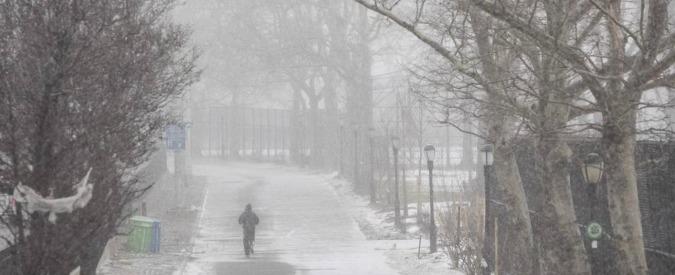 """New York e Boston, tempesta di neve in arrivo: """"La peggiore della storia"""""""