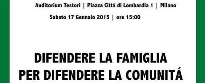 Lombardia: convegno cura-gay e non solo: aiutiamo Expo a farsi pubblicità mondiale