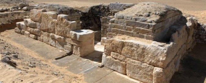 Archeologia, scoperta la tomba (sconosciuta) della regina Khentkaus III