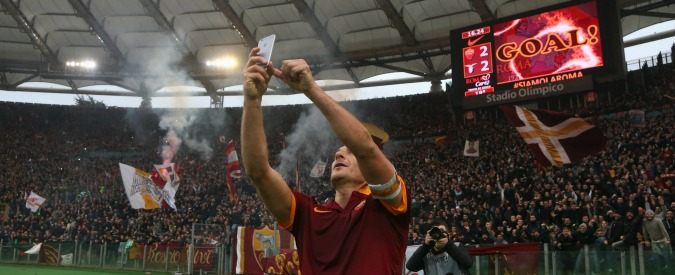 Serie A: Francesco Totti, un selfie alla carriera – Fatto Football Club