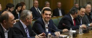 Grecia, Tsipras affida il ministero Anti-corruzione a Nikoloudis, il Cantone greco