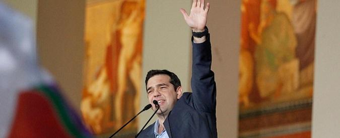 Elezioni Grecia: dall'Europa della Troika, a quella di Draghi e Tsipras