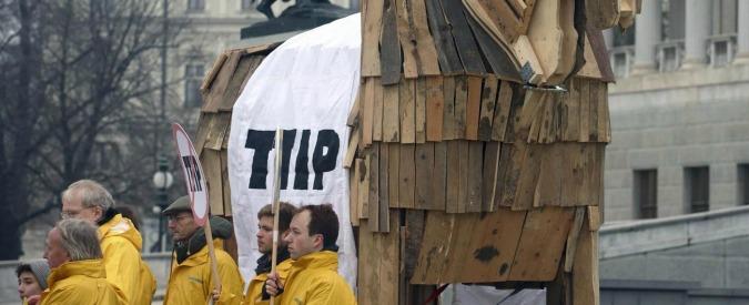 Trattato Usa-Ue su commercio, campagna dei gruppi d'acquisto contro il Ttip