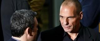 """Grecia, Varoufakis: """"Referendum euro? Il Corriere ha voluto farmelo dire"""""""