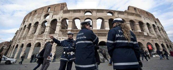 Vigili Roma, procura indaga per falso, interruzione pubblico servizio e truffa