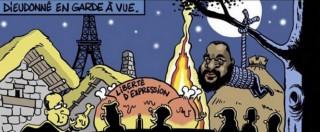 Dieudonné rilancia e parla alla Francia delle banlieue (che non si sente Charlie)