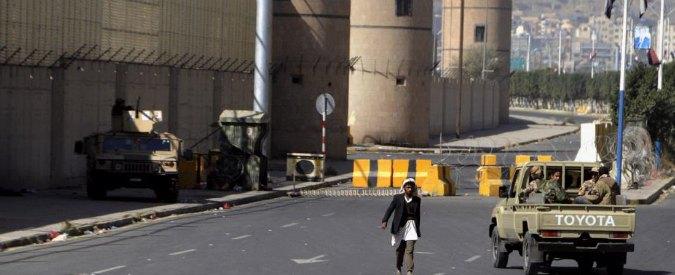 Yemen, colpo di Stato: il governo ha annunciato le dimissioni