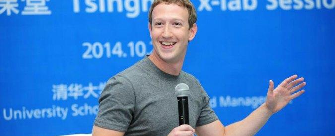 """Charlie Hebdo, Zuckerberg: """"Nessuno zittirà Facebook"""". Utenti: """"Ipocrita"""""""
