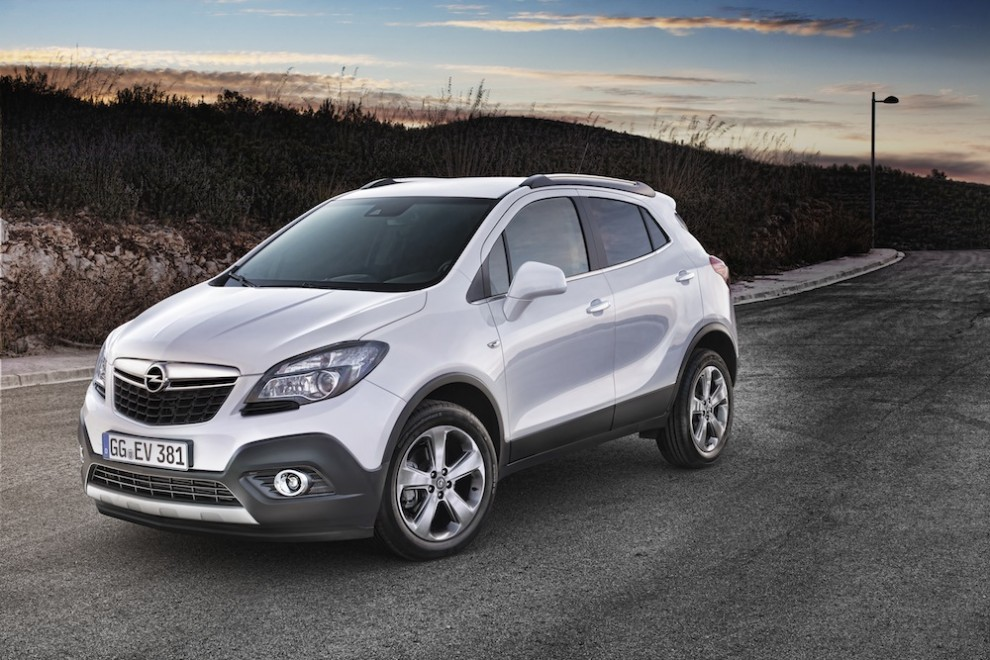 opel mokka 1 6 cdti la prova del ora ha il diesel giusto fotogallery il fatto. Black Bedroom Furniture Sets. Home Design Ideas
