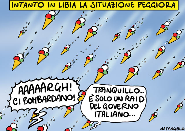 Arriva l'Italia