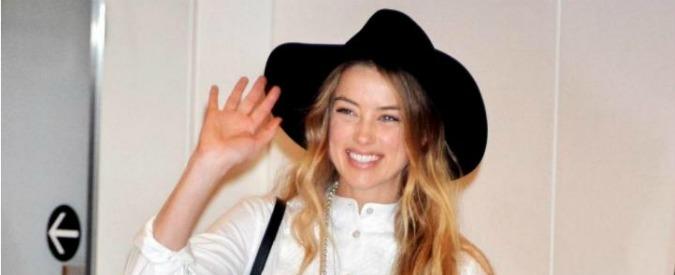 Amber Heard, chi è l'attrice Usa che ha sposato Johnny Depp