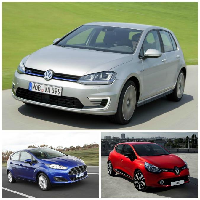"""Golf, Fiesta, Clio le auto più vendute in Europa nel 2014. Ecco la """"top 30"""""""